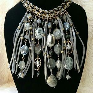 Erica Lyons women's beautiful Statement Necklace